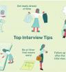 8 Interview preparation tips header - www.recruitment99.co.uk